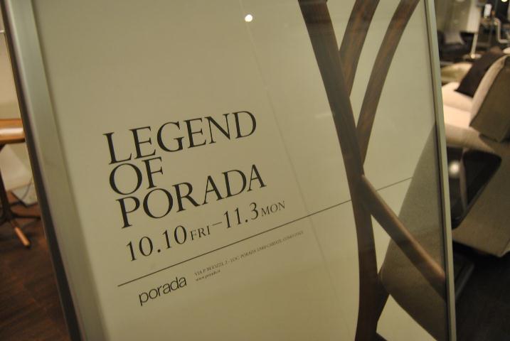 LEGEND OF PORADA